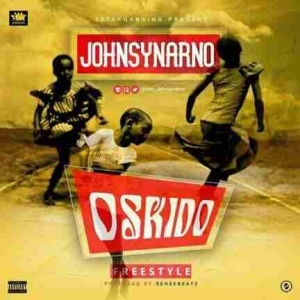 Johnsynarno - Oskido (Freestyle)